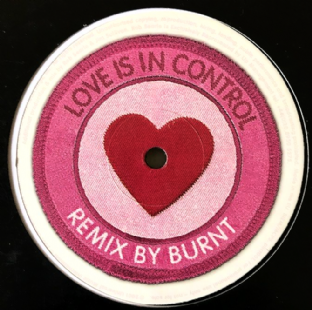 "Sheena Easton - Love Is In Control (Burnt Remix) (12"") (Promo) (G+/VG-)"